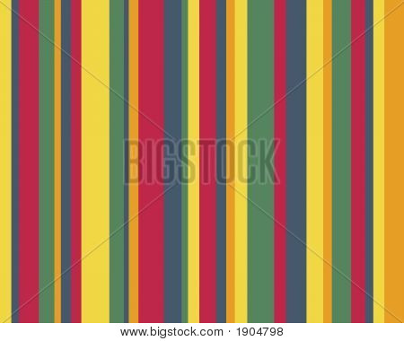 Primary Colors Striped Background