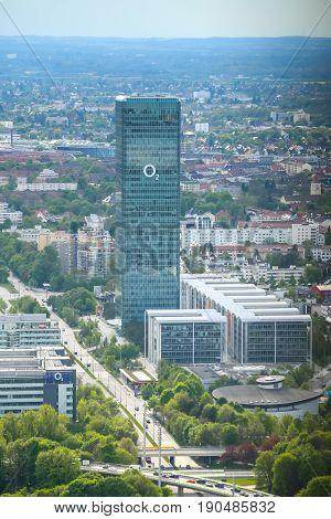 O2 Skyscraper