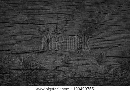 the old wood texture dark cracked background