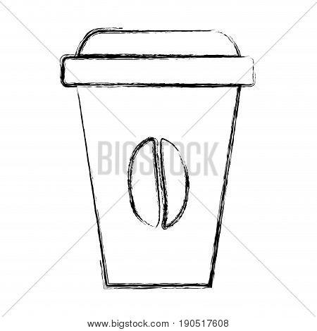 Coffee to go icon vector illustration graphic design icon vector illustration graphic design