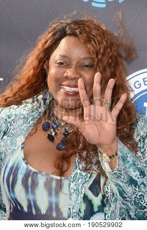LOS ANGELES - JUN 8:  Loretta Devine at the Los Angeles Dodgers Foundations 3rd Annual Blue Diamond Gala at the Dodger Stadium on June 8, 2017 in Los Angeles, CA