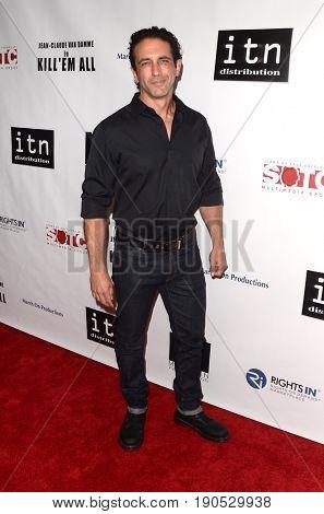 LOS ANGELES - JUN 6:  Mark Sherman at the