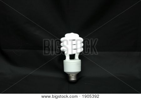 Floresent Bulb Bright Clean