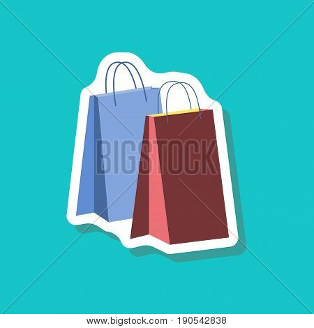paper sticker fashion clothes paper bags fashion