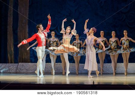 Classical Ballet Sleeping Beauty