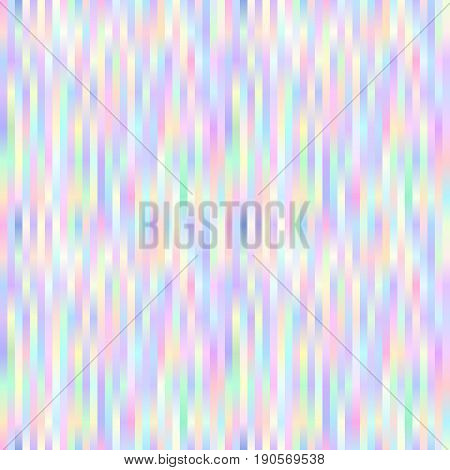 Striped rainbow color seamless pattern, vector backgound with gradient