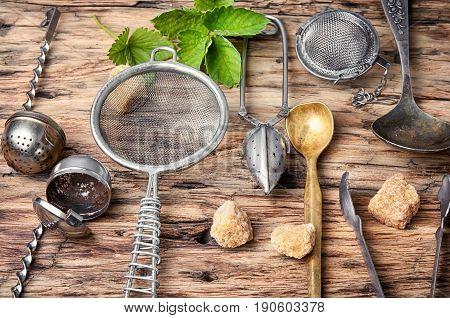 Kitchen Utensil For Tea-drinking