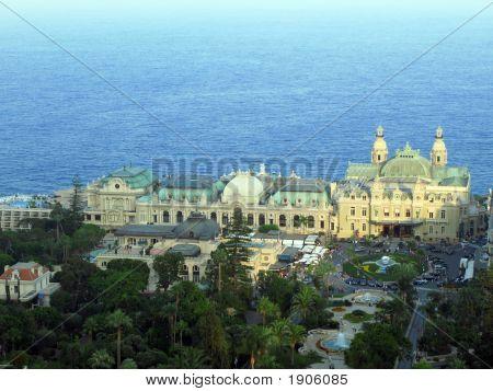 Monte-Carlo Casino Area