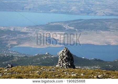 South Velebit Holy Hill (Sveto Brdo) Croatia