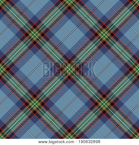 Tartan Seamless Pattern Background. Red Black Green Blue Yellow and White Plaid Tartan Flannel Shirt Patterns. Trendy Tiles Vector Illustration for Wallpapers.