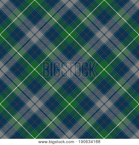 Tartan Seamless Pattern Background. Red Black Blue Green and White Plaid Tartan Flannel Shirt Patterns. Trendy Tiles Vector Illustration for Wallpapers.