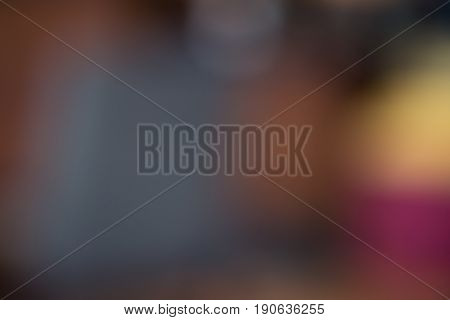 Blur image of abstract earth tone background
