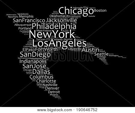 List Of United States Cities