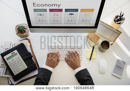Economy Cash Flow Taxes Insurance Retirement