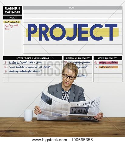 Project Operation Predict Strategy Task Plan