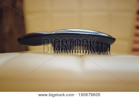 Combs And Round Hair Brushes