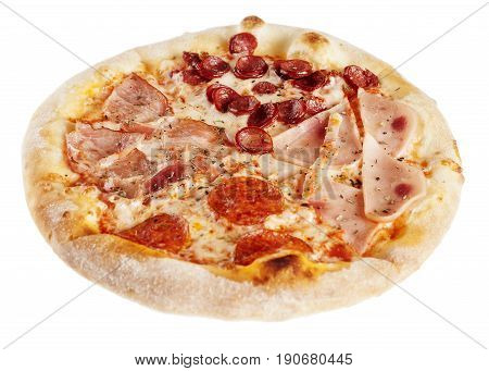 Appetizing Italian Pizza