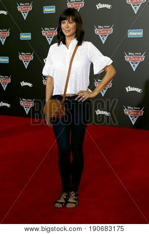 LOS ANGELES - JUN 10:  Catherine Bell at the