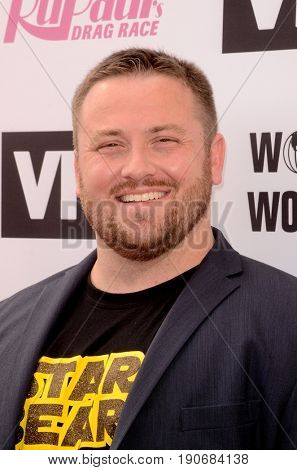LOS ANGELES - JUN 9:  Joe P. Harris at the RuPauls Drag Race Season 9 Finale Taping at the Alex Theater on June 9, 2017 in Glendale, CA