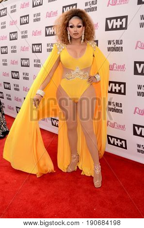 LOS ANGELES - JUN 9:  Mariah Balenciaga at the RuPauls Drag Race Season 9 Finale Taping at the Alex Theater on June 9, 2017 in Glendale, CA