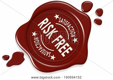 Risk Free Label Seal