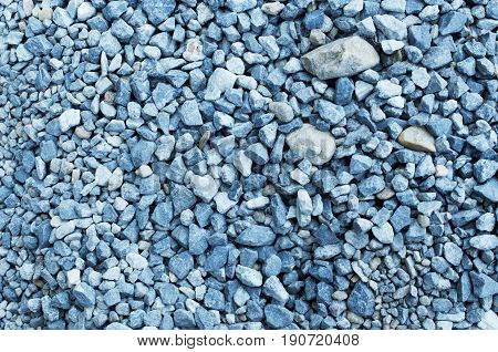 Abstract stone on graden floor background and texture