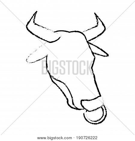 minotaur greek mythological creature legend image vector illustration