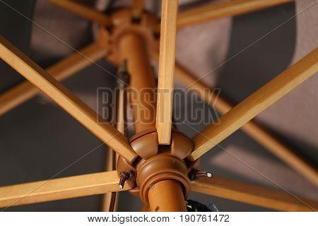 Umbrella construction / Parasol / Details .
