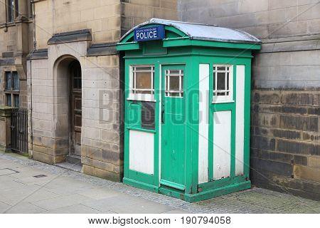 Sheffield Police Box