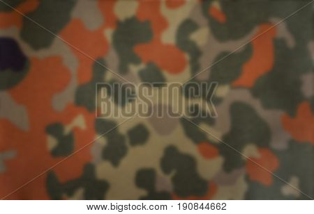 Camouflage army background. Camouflage cloth como soldier hunter.