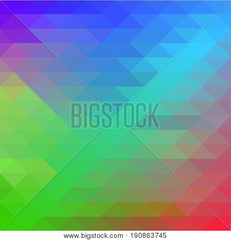 abstract colorful with geometric shap background. vector