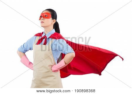 Confidence Superhero House Wife Save Home