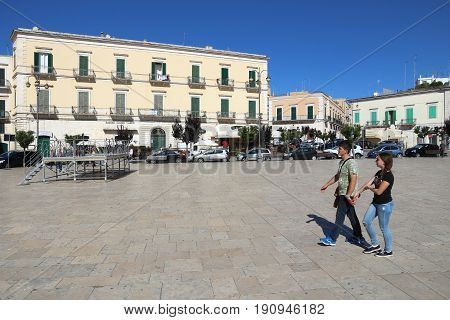 Giovinazzo, Italy