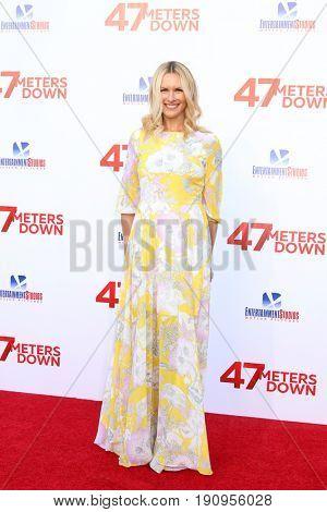 LOS ANGELES - JUN 12:  Amy Laughlin at the