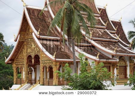 Temple in Luang Prabag