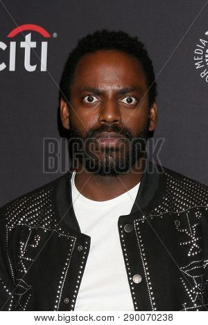 LOS ANGELES - MAR 16:  Baron Vaughn at the PaleyFest -