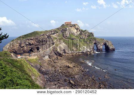San Juan De Gaztelugatxe,bilbao, Basque Country. Spain
