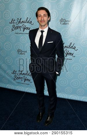 NEW YORK-APR 14: Choreographer Josh Rhodes attends the Broadway opening night for 'It Shoulda Been You' at Brooks Atkinson Theatre on April 14, 2015 in New York City.