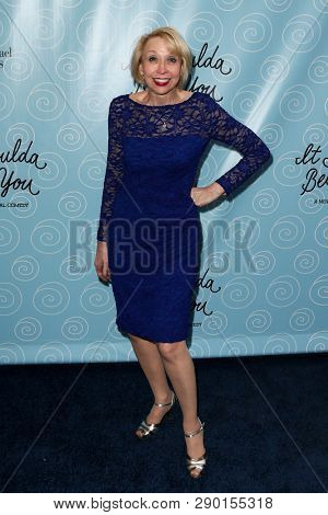 NEW YORK-APR 14: Actress Julie Halston attends the Broadway opening night for 'It Shoulda Been You' at Brooks Atkinson Theatre on April 14, 2015 in New York City.