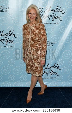 NEW YORK-APR 14: Producer Daryl Roth attends the Broadway opening night for 'It Shoulda Been You' at Brooks Atkinson Theatre on April 14, 2015 in New York City.