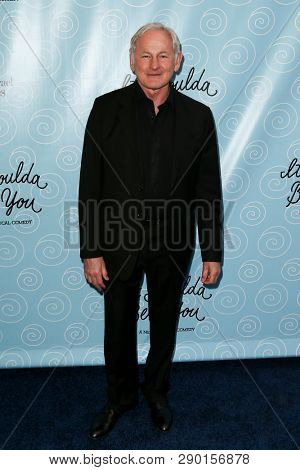 NEW YORK-APR 14: Actor Victor Garber attends the Broadway opening night for 'It Shoulda Been You' at Brooks Atkinson Theatre on April 14, 2015 in New York City.