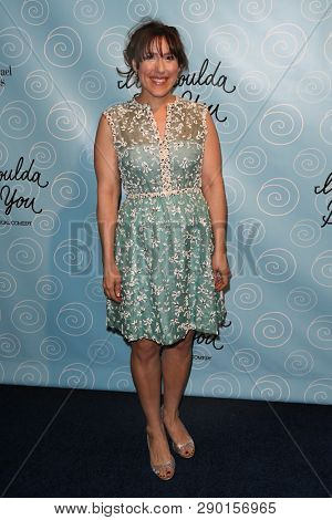 NEW YORK-APR 14: Actress Farah Alvin attends the Broadway opening night for 'It Shoulda Been You' at The Edison Ballroom on April 14, 2015 in New York City.