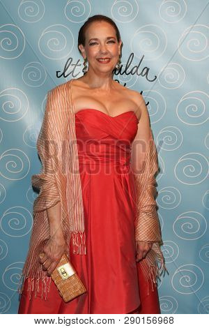 NEW YORK-APR 14: Actress Harriet Harris attends the Broadway opening night for 'It Shoulda Been You' at The Edison Ballroom on April 14, 2015 in New York City.
