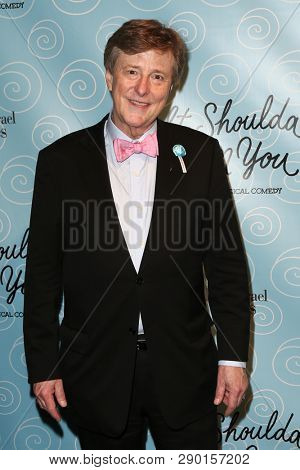 NEW YORK-APR 14: Writer/Producer Brian Hargrove attends the Broadway opening night for 'It Shoulda Been You' at The Edison Ballroom on April 14, 2015 in New York City.
