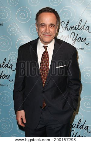 NEW YORK-APR 14: Actor Adam Heller attends the Broadway opening night for 'It Shoulda Been You' at The Edison Ballroom on April 14, 2015 in New York City.