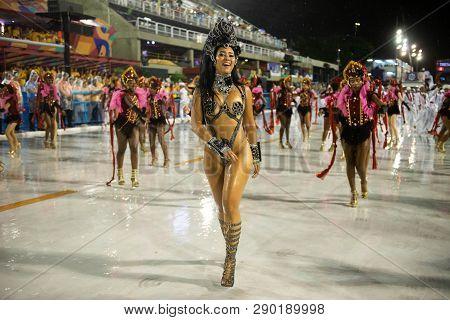 Carnival 2019 Alegria Da Zona Sul