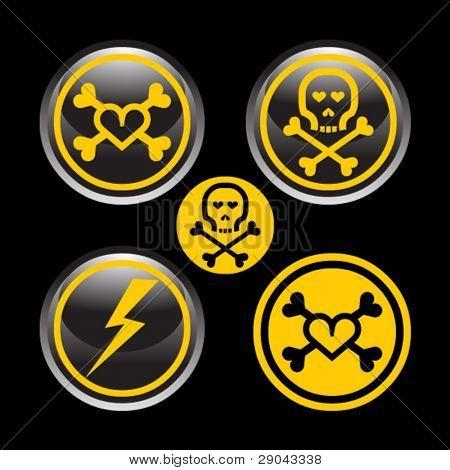 dangerous icons