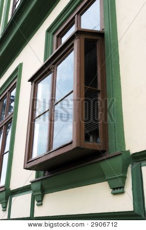 Old Kibitz Window