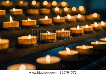Candles, Church, Light, Religion, Burning, Shine, Worship, Faith, Prayer, Spirituality, Religious, S