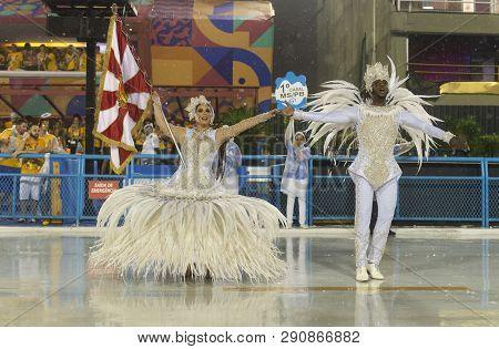 Carnival 2019 - Alegria Da Zona Sul